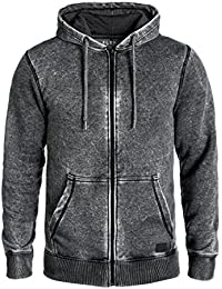 BLEND Burnie - Sweat à capuche zippé - Homme
