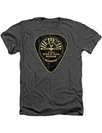 Sun - - Guitar Hommes Choisissez T-shirt chiné