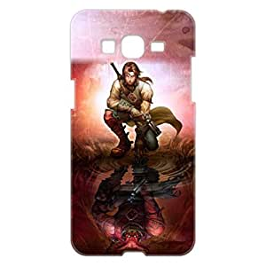 a AND b Designer Printed Mobile Back Cover / Back Case For Samsung Galaxy Grand Prime (SG_G530_3D_2798)