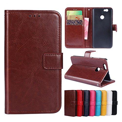 F&a® Flip Brieftasche Hülle für Oukitel Mix 2(Muster 8)