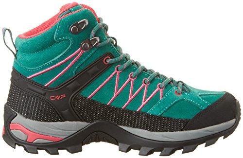 CMP Rigel, Scarpe da Arrampicata Donna Verde (Alpine)
