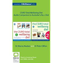 CSIRO Total Wellbeing Diet: Audio Companion to Australia's No. 1 Diet: Library Edition