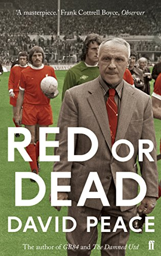 Red or Dead por David Peace