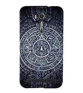 EPICCASE mayan symbol Mobile Back Case Cover For Asus Zenfone Go (Designer Case)
