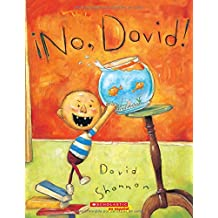 ¡no, David! (David Books)