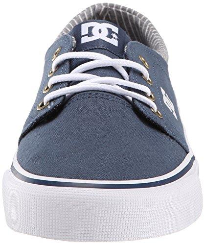 DC - Trase Tx Se M Shoe Ddm, Sneaker basse Uomo Blu (Blau (DARK DENIM- DDM))