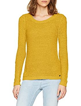 ONLY NOS Onlgeena XO L/S Pullover Knt Noos, suéter para Mujer