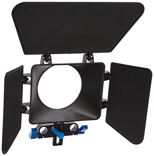 Digital Matte Box 15mm Schiene Rod Support M1Für DSLR-Kamera D9060D 5D T3i T4i - Matte Box Rod Support