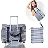 #7: Panzl Travel Luggage Carry On Clothes Storage Duffle Bag Organizer (Color May Vary)