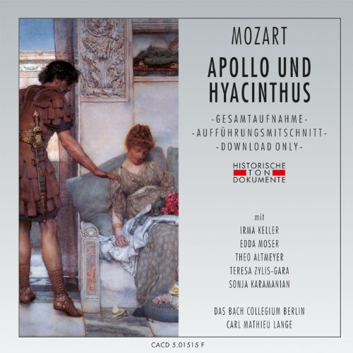 Wolfgang Amadeus Mozart: Apollo und Hyacinthus