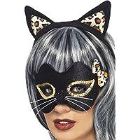 Midnight Kitty Eye Mask & Ear Set