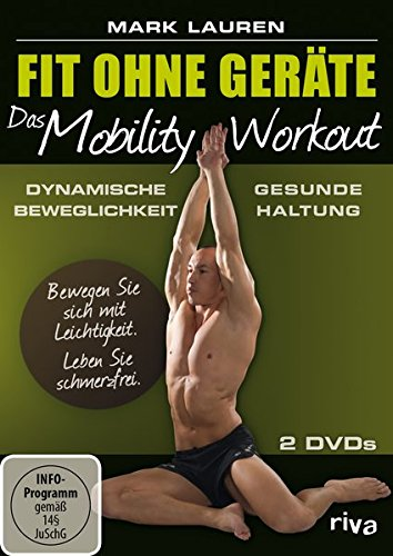 Fit ohne Geräte - Das Mobility-Workout [2 DVDs]