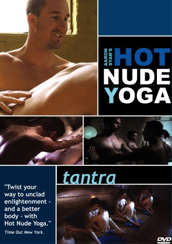 Aaron Star's Hot Nude Yoga Tantra