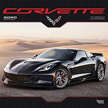 Corvette 2020 Calendar