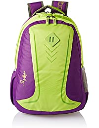 Skybags 25 Ltrs Purple Casual Backpack (BPLEO5PPL)