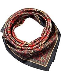 0cab32e7583 Amazon.fr   Noir - Foulards   Echarpes et foulards   Vêtements