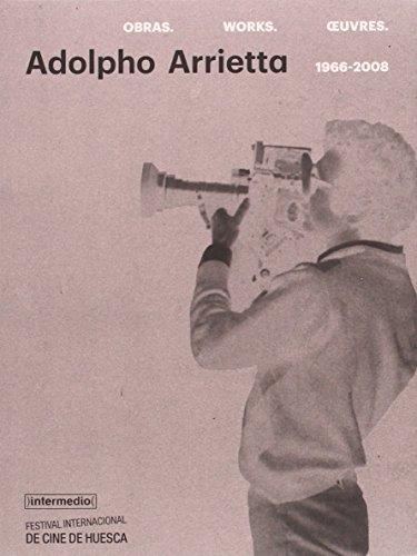 Adolpho Arrietta - Obras (1966-2008) (+cd)