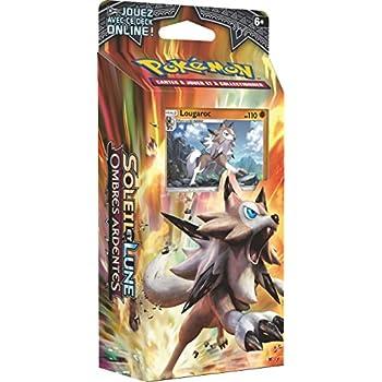 Deck Starter Pokemon TRIOXHYDRE SL04 INVASION CARMIN avec 1 mini classeur souple Lagiwa® offert