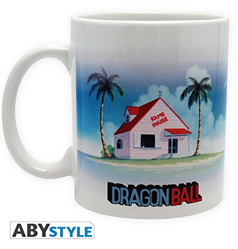 Taza DRAGON BALL Kame House 320 ML