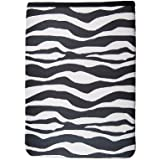 OP/TECH USA 4642802 Smart Sleeve 802, Neoprene Sleeve for MacBook Air (8 x 12.4 Inches) (Zebra)