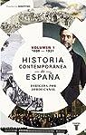 Historia contemporánea de España par autores
