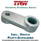 Lucas / TRW 25mm Tieferlegung BMW F 650 CS Bj. 2002-