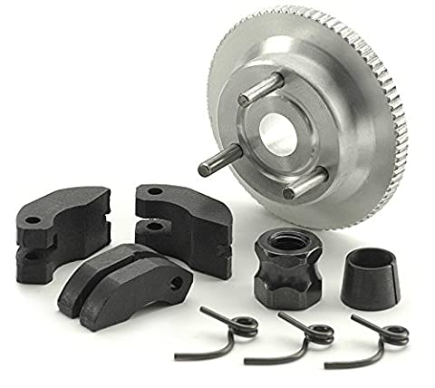 Carson 500905700 - Clutch Set 3 Block and Bell 1:8