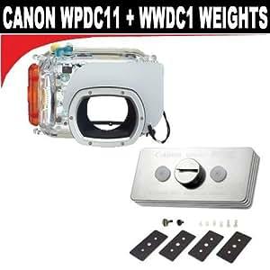 Canon WP-DC11 Boîtier étanche pour PowerShot G7