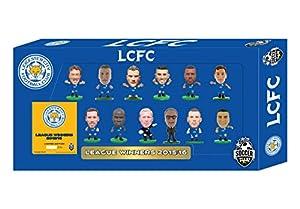 SoccerStarz 202849 - Juego de 16 ganadores de la Premier League 2015