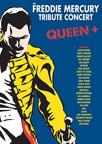 The Freddie Mercury Tribute Concert [DVD]
