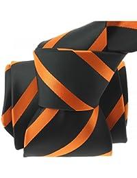 Clj Charles Le Jeune - Cravate Clj, Urbane, Orange