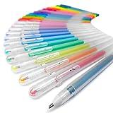 Sakura Gelly RollXPGBMIX24 Gel Stift-Set - funkelnd, metallisch und fluoreszierend - Box mit den 24schönsten Farben