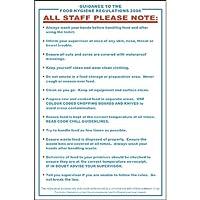 Food Safety Act 1995 Guidance Sign Selbstklebende Vinyl. 330 x 200mm. preisvergleich bei billige-tabletten.eu