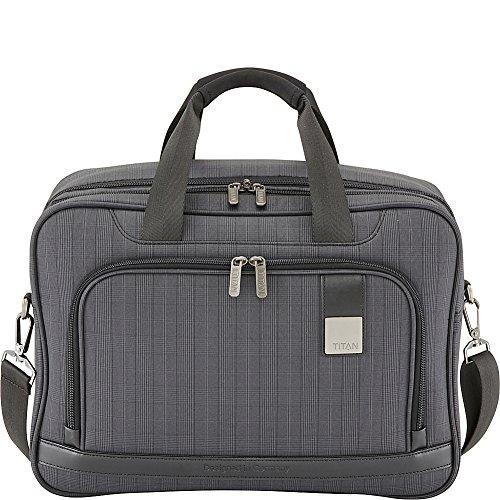 TITAN CEO Boardbag, 380701-04 Koffer, 41 cm, 20 L, Glencheck Glencheck