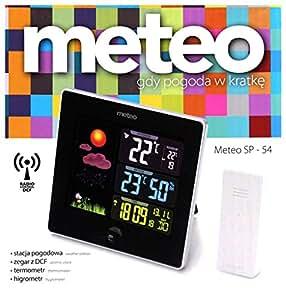 Meteo SP54 station météo avec DCF