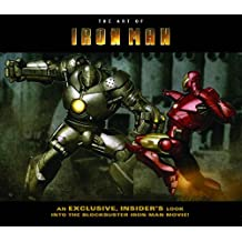 Iron Man: The Art Of Iron Man The Movie HC