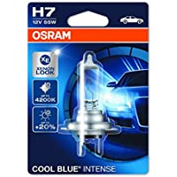 Osram 64210 Cool Blue Intense Lámpara Halógena de Faros, Blister Individual