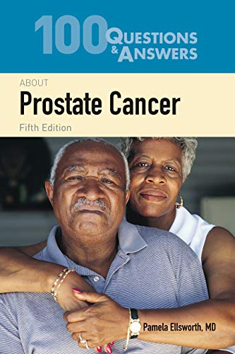 100 Questions & Answers About Prostate Cancer por Pamela Ellsworth