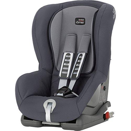 Britax-Romer 2000025667 Duo Plus Seggiolino Auto, Storm Grey