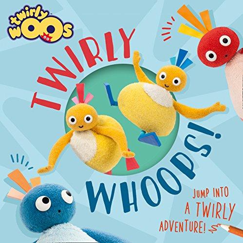 Twirlywhoops! (Twirlywoos) (English Edition)