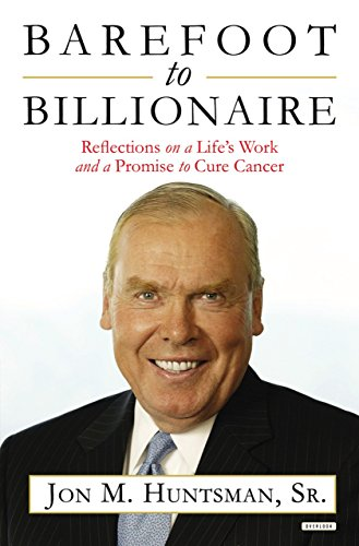 Barefoot to Billionaire: Reflections on a Life's Work and a Promise to Cure Cancer (English Edition)