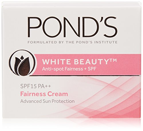 Pond\'s White Beauty Anti-spot fairness SPF 15 PA++ Fairness Cream, 35g
