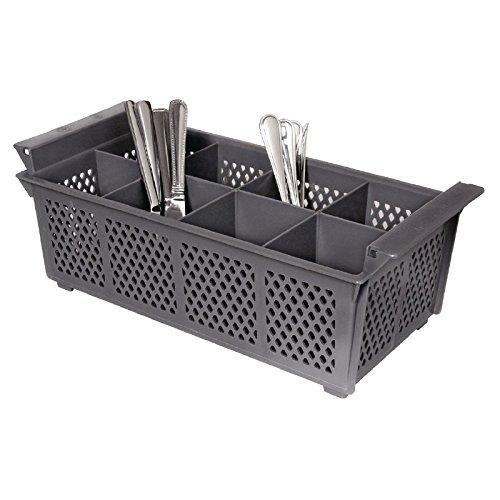 Kristallon Cutlery Basket 130X210X425mm Kitchen Spoon Utensil Holder Trays