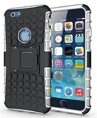 DN® Smart Schutzhülle für Apple iPod Touch 5und Apple iPod Touch 6, SLIM SURVIVOR WHITE, APPLE IPOD TOUCH 6 (Ipod 5 Cover Touch Smart)