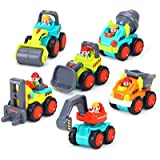 Baby Toy Cars for 1 Year Olds Children & Kids Boys and Girls (HL-3116-6PCS)