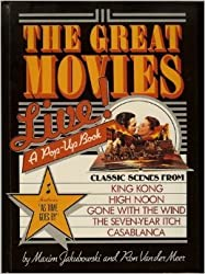 The Great Movies: Live (Pop-Up Book) by Maxim Jakubowski (1987-10-23)