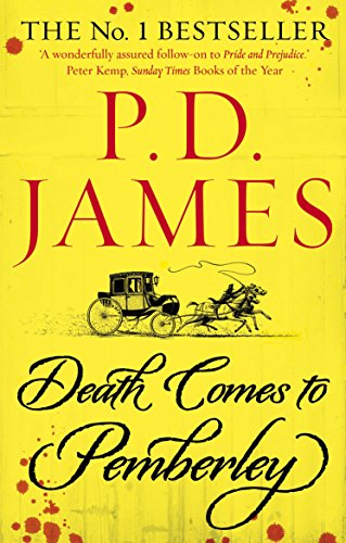 Death Comes to Pemberley par P. D. James
