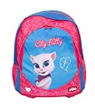 TALKING TOM AND FRIENDS Ergo Schulrucksack, 40 cm, Rosa Lichtblau