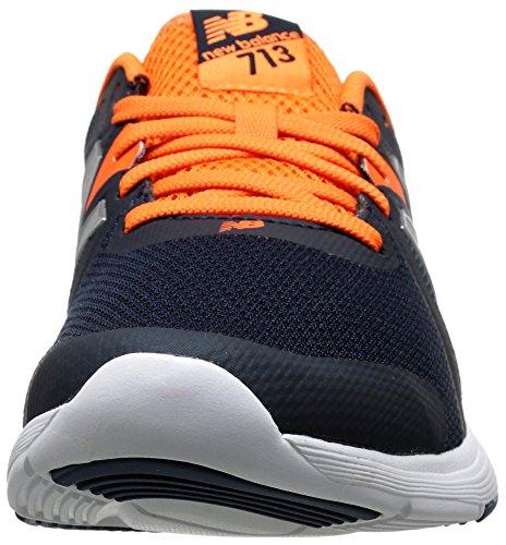New Balance Mens MX713V1 Training Shoe Orange/Black Orange/Black