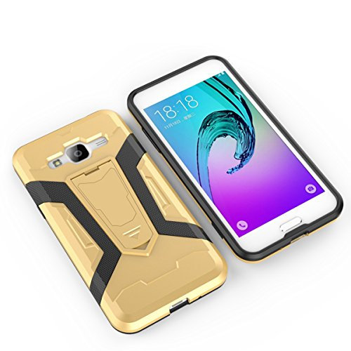 Galaxy S7 Hülle,EVERGREENBUYING Abnehmbare Hybrid Schein SM-G9300 Tasche Ultra-dünne Schutzhülle Case Cover mit Ständer Etui für Samsung GALAXY S7 Schwarz Rot